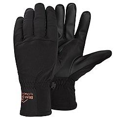 Bear Grylls - Black bear softshell gloves