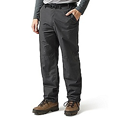 Craghoppers - Black pepper classic kiwi trousers