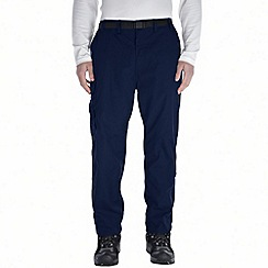 Craghoppers - Navy Classic Walking Trousers