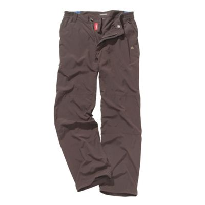 Dark Brown insect repelling sun protective trousers