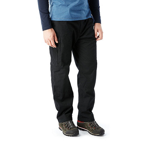 Craghoppers - Black Winterlined Trousers
