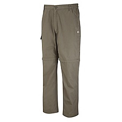 Craghoppers - Light Bark Basecamp Convertible Trousers - Long Length