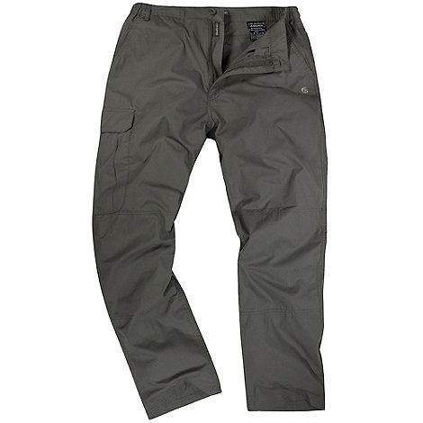 Craghoppers - Light bark basecamp trousers