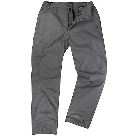 Craghoppers - Grey Lightweight Trousers