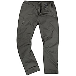 Craghoppers - Light Green Lightweight Trousers