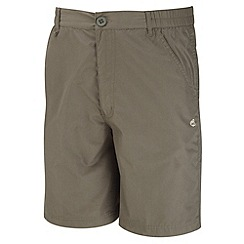 Craghoppers - Light bark basecamp shorts
