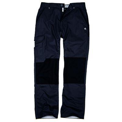 Black pepper terrain trousers  regular leg length