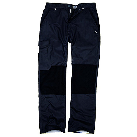 Craghoppers - Black pepper terrain trousers - regular leg length
