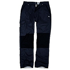 Craghoppers - Black pepper terrain trousers - short leg