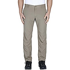 Craghoppers - Pebble nosilife stretch convertible trousers - long leg