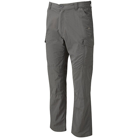 Craghoppers - Black Pepper Insect Repelling Cargo Trousers - Regular