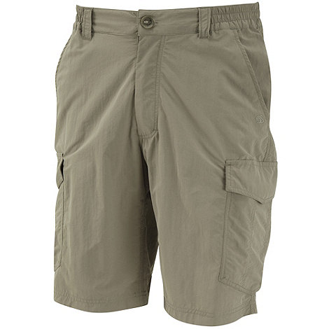 Craghoppers - Pebble Insect Repelling Cargo Shorts