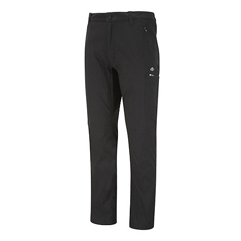 Craghoppers - Black Kiwi Pro Stretch Active Trousers - Short