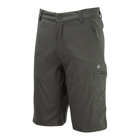 Craghoppers - Dark Khaki Kiwi Pro Long Shorts