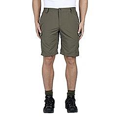 Craghoppers - Olive drab nosilife cargo shorts