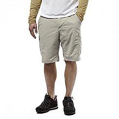 Craghoppers - Parchment nosilife cargo shorts