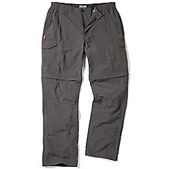 Craghoppers - Bark nosilife convertible trousers