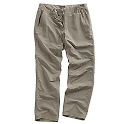 Craghoppers - Pebble nosilife simba trousers
