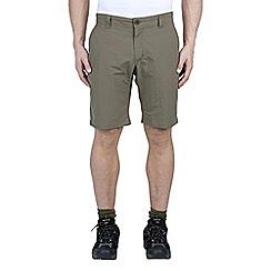 Craghoppers - Olive drab nosilife simba shorts
