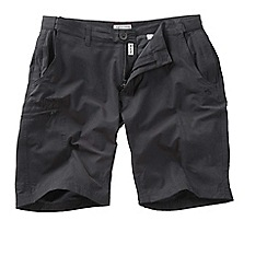 Craghoppers - Black pepper kiwi trek shorts