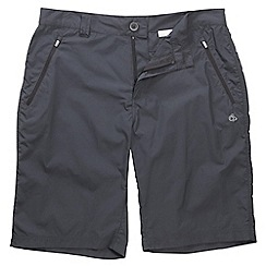 Craghoppers - Dark lead kiwi pro lite shorts
