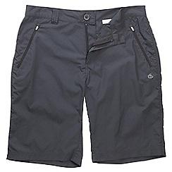 Craghoppers - Dark lead kiwi pro lite shorts
