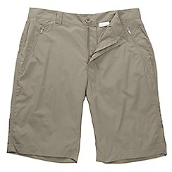 Craghoppers - Taupe kiwi pro lite shorts