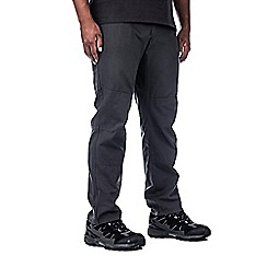 Craghoppers - Black pepper Wetherby smartdry trousers