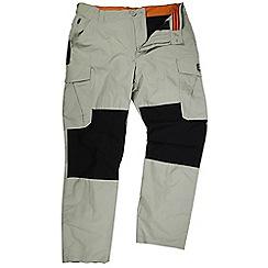 Bear Grylls - Metal/black bear survivor trousers