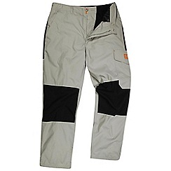 Bear Grylls - Metal/black bear core trousers