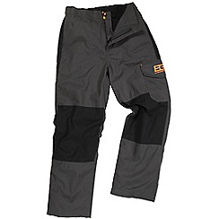 Bear Grylls - Blk pepper/blk bear core trousers