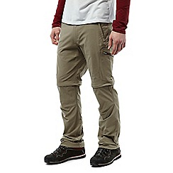 Craghoppers - Pebble nosilife pro convertible trousers