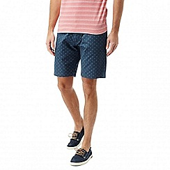 Craghoppers - Vintage indigo Mathis shorts