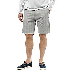Craghoppers - Quarry grey check mathis shorts