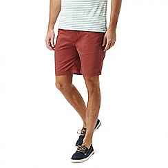Craghoppers - Carmine red Leon swim shorts