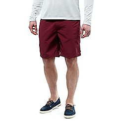 Craghoppers - Brick red leon swim shorts