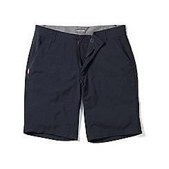 Craghoppers - Dk navy nosilife mercier shorts