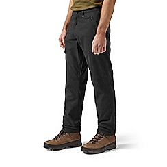 Craghoppers - Black traverse trousers