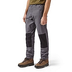 Craghoppers - Elephant/blk traverse trousers