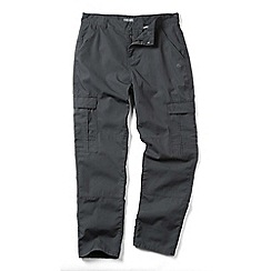 Craghoppers - Black pepper Mallory trousers