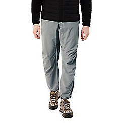 Craghoppers - Quarry grey Nosilife elbrus trousers - regular length