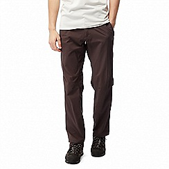 Craghoppers - Black pepper Pro lite stretch trousers - regular