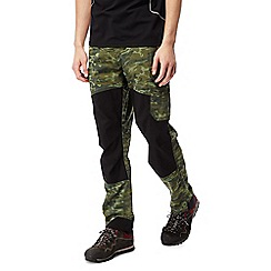 Craghoppers - Dk moss cmbo Discovery adventures trouser - regular
