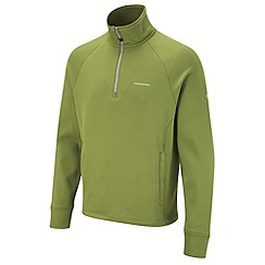 Craghoppers - Larch Green Manilla Half-Zip Fleece