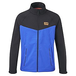 Bear Grylls - Extreme blue bear core softshell jacket