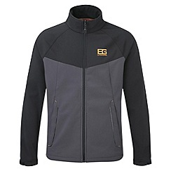 Bear Grylls - Black pepper bear core softshell jacket