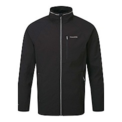 Craghoppers - Black pro lite softshell jacket