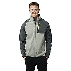 Craghoppers - Slate grey Berwyn softshell jacket