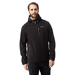 Craghoppers - Black Discovery adventures hooded windshield jacket