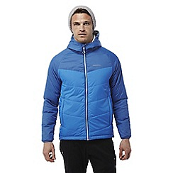 Craghoppers - Sport blue Compresslite weather resistant jacket
